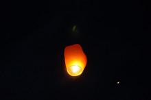 Sky Lanterns. The Sky Lanterns...