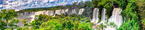 Argentina panoramic falls © Guy