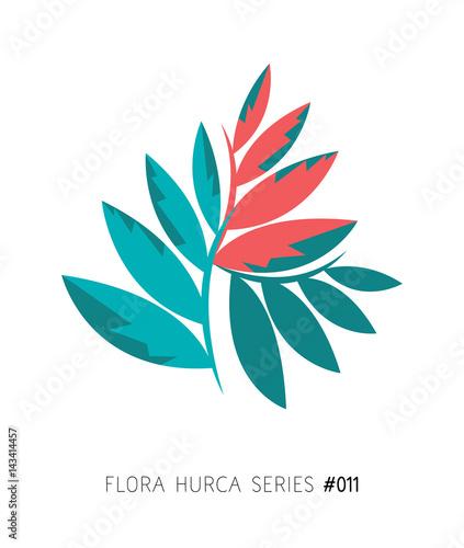 Flora serie Wallpaper Mural