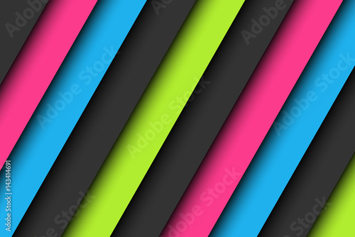 Abstract Background In Neon Colors Wallpaper With Pink Blue Green And Gray Oblique Lines Vector Illustration Buy This Stock Vector And Explore Similar Vectors At Adobe Stock Adobe Stock