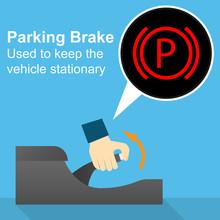 Pulling Parking Brake