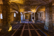 Chapel Of The Bones - Evora Po...