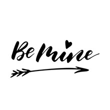 Be Mine - Freehand Ink Inspira...