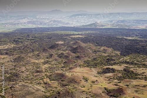 Staande foto Vulkaan Kula Volkanik Jeoparkı