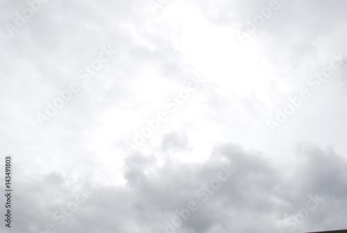 Dark Cloudy Skies