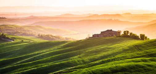 Obraz Crete Senesi, Tuscany