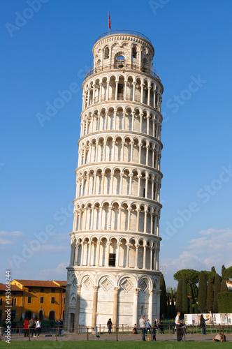 Poster Artistique Pisa Torre Pendente