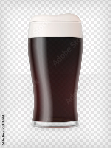Photo Realistic Mug with Beer