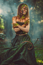 Mother Of The Forest Magic Creatures