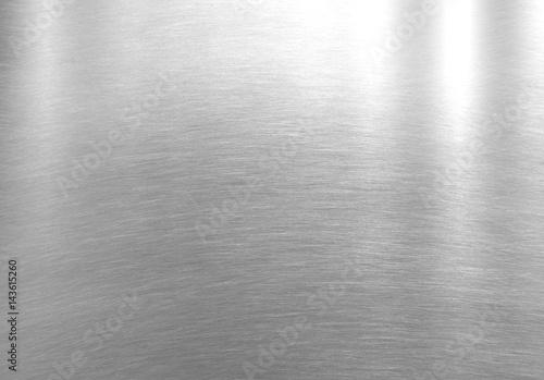 Sheet Metal Silver Solid Black Background Kaufen Sie Dieses Foto