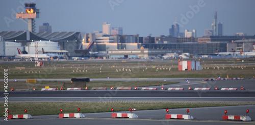 Foto op Aluminium Luchthaven frankfurt airport germany