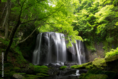 Recess Fitting Waterfalls 達沢不動の滝
