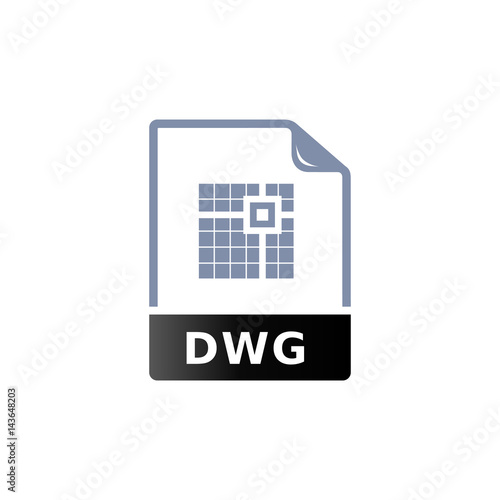 Duo Tone Icon - Drawing file format - Buy this stock vector and