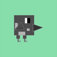 Cubic Raven.