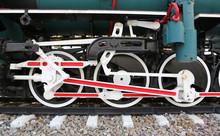 Steam Locomotive Crank And Con...