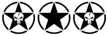 Sterne Mit Weißem Und Transpa...
