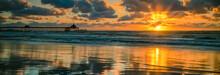 December Sunset 3 (Banner)