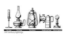 XIX Century Lightings