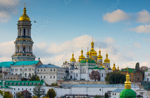 Photo Stands Kiev Kiev-Pechersk Lavra.