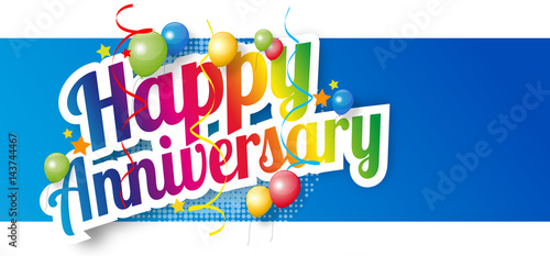 Happy anniversary Canvas-taulu