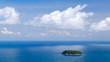 Koh Pu (Crab Island). A small island lies off at Kata beach, Phuket, Thailand.
