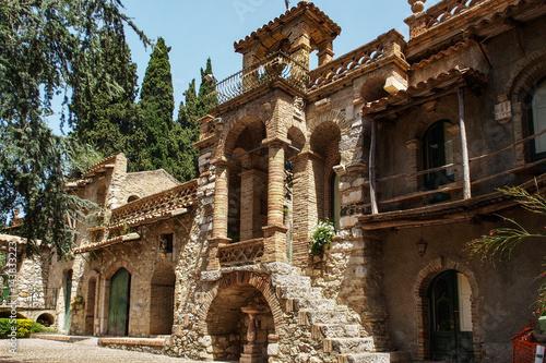 In de dag Palermo Italien - Sizilien - Taormina - Giardini della Villa Comunale