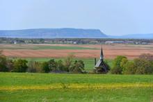 Memorial Church In Grand-Pré ...