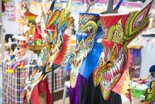 Phi Ta Khon Mask In Ghost Fest...