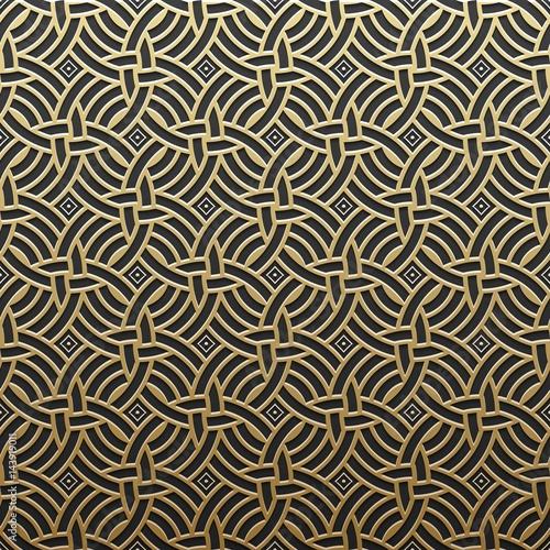 zloty-kruszcowy-tlo-z-geometrycznym-wzorem