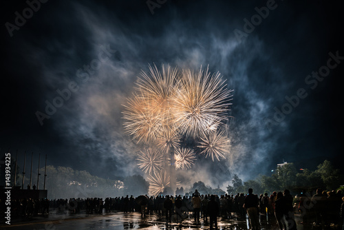 Photo feux d artifice
