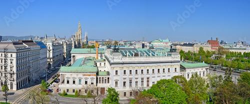 Photo Parlament in Wien