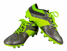Football Boots Isolated