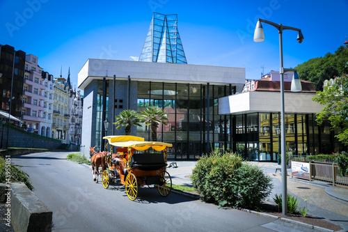 Fotografie, Obraz  Karlovy Vary