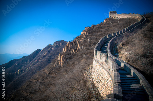 Cadres-photo bureau Muraille de Chine China