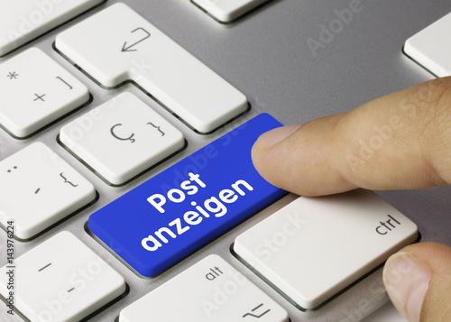 Fotografía  Post anzeigen