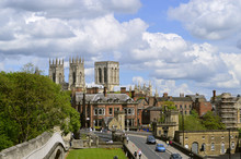 York City Centre Viewed From Y...