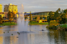Adelaide's River Torrens On A ...