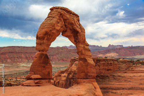Delicate Arch. Utha