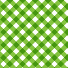 Seamless Green Background Of P...