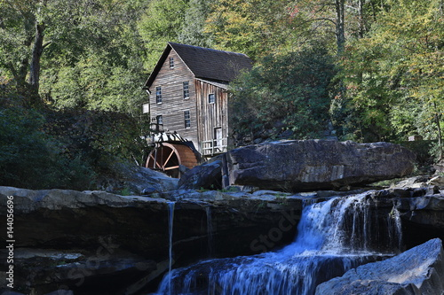 Photo  Glade Creek Gristmill