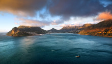 Beautiful View Of Hout Bay And...