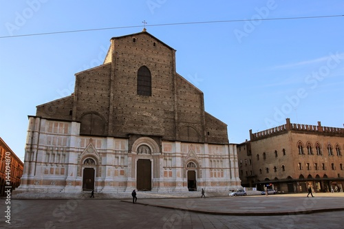 Fototapety, obrazy: San Petronio