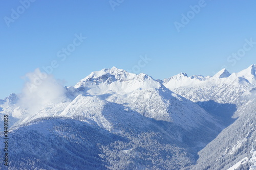 Foto auf Gartenposter Gebirge Austrian Mountain