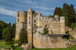 Ruins of the medieval Beaufort castle, Luxembourg