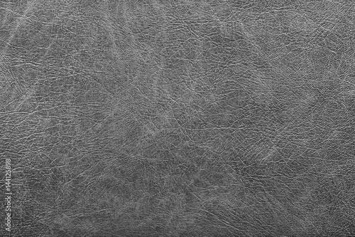 Obraz background of grey vintage leather grunge - fototapety do salonu