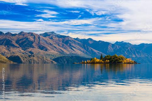 Fotografia  wanaka lake