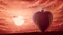 Romantic Lover Scene