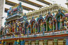 The Sri Krishnan Temple In Singapore Is A Beautiful Hindu On Waterloo Street