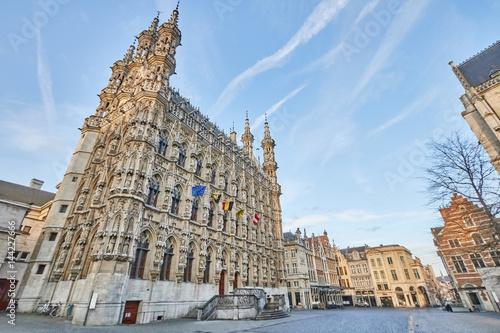 Fotografia Leuven City, Belgium