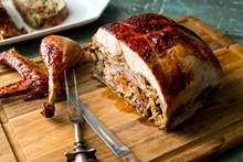 Thanksgiving Turducken